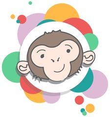 Cha Char Chimps CIC logo