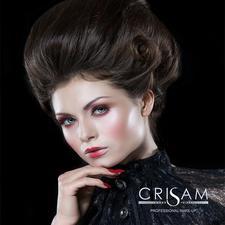 Crisam Professional MakeUp Academy logo