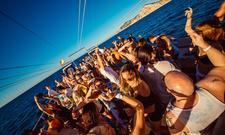 Pukka Up Deep Thursday Ibiza Boat Party 2018 logo