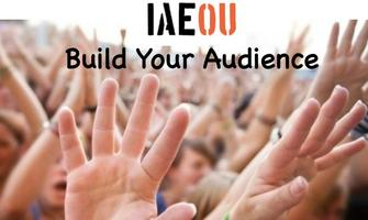 Building Your Audience- 12 Week Workshop: Come for a...