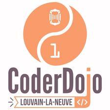Coder Dojo LLN - Kodo LLN logo
