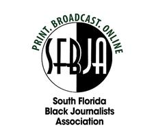 South Florida Black Journalists Association logo