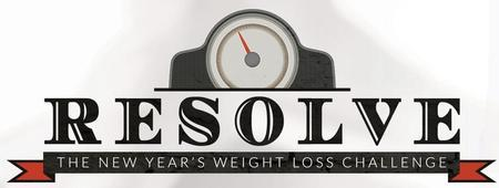 RESOLVE: The New Year's Weight Loss Challenge