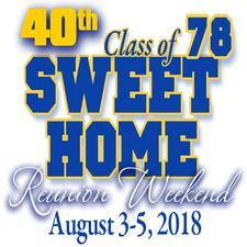 Sweet Home Class of '78  logo