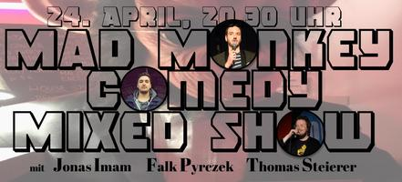 Mad Monkey Comedy Mixed Show
