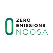 Zero Emissions Noosa logo