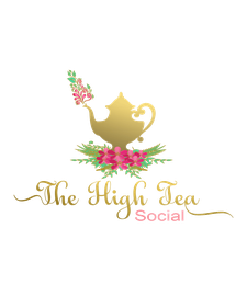The High Tea Social logo