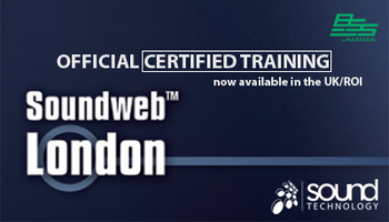 Soundweb Certified Training - Level 1