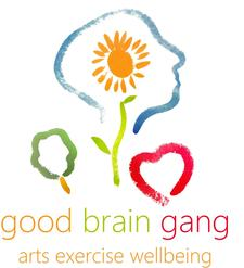 Good Brain Gang logo