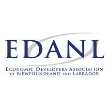 Economic Developers Association of Newfoundland and Labrador (EDANL) logo