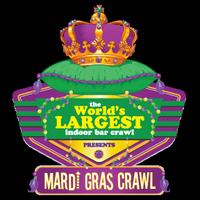 The World's Largest Indoor Bar Crawl presents MARDI...