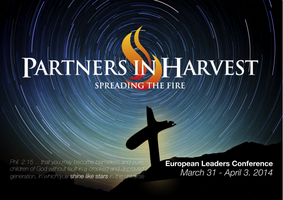 Partners in Harvest: European Conference - Spring 2014