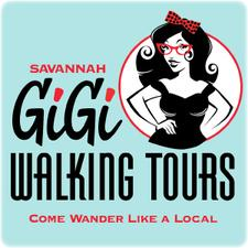 Savannah Gigi Walking Tours logo