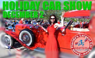 Festival Holiday Car Show Tickets Sun Dec At AM - Antique car show near me today