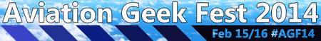 Aviation Geek Fest 2014