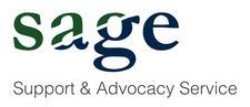 Sage Support & Advocacy Service logo