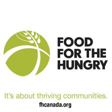 Food for the Hungry (FH) Canada logo