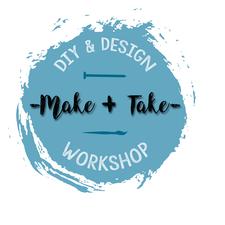 Make + Take Workshop logo