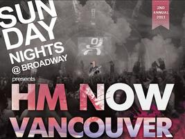 SNAB presents HM NOW Vancouver - Night of Worship 2013