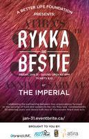 ABLF & Atira Present: Rykka & Bestie - Fundraiser