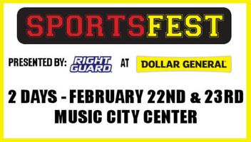 SportsFest Presented by Right Guard at Dollar General