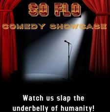 So Flo Comedy  logo
