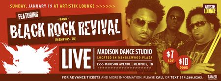 Artistik Lounge featuring Black Rock Revival