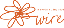 WIRE Women's Information logo