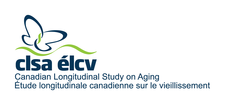 Canadian Longitudinal Study on Aging logo