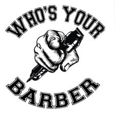 Who's Your Barber/The Hair Historian logo