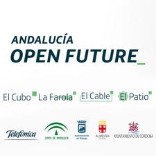 Andalucía Open Future logo