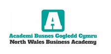 Academi Busnes Gogledd Cymru / North Wales Business Academy logo