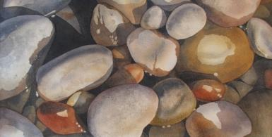 Rocks, Sand & Sea Glass