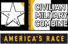 Civilian Military Combine  logo