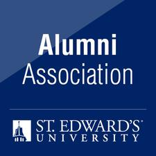 St. Edward's University Alumni Association logo