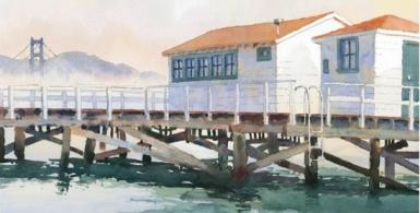 The Value of Light: A Watercolor Workshop