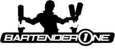 BartenderOne Bartending School logo