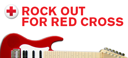 Rock Out For Red Cross
