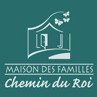 Maison des familles Chemin du Roi  logo