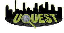 UQuest - Urban Adventure Race logo