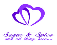 Ann Gray, Sugar & Spice Weddings & Events logo