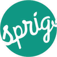 Sprig Community Event!