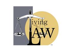 Living with the Law logo
