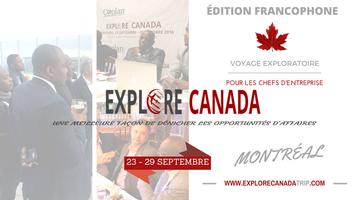 EXPLORE CANADA - Édition Francophone