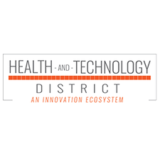Health and Technology District logo
