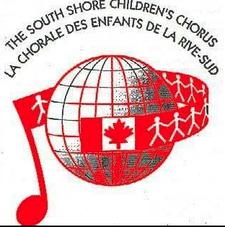 The South Shore Children's Chorus / La Chorale des enfants de la Rive-Sud logo