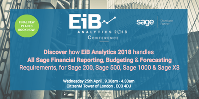 FREE Analytics and Financial Reporting Conference for S...