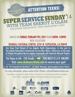 Super Service Sunday 2014