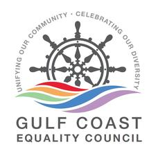 Gulf Coast Equality Council and Festival logo