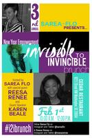 Invisible to Invincible: New Year Empowerment Brunch